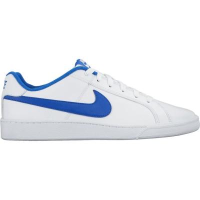 Pantofi sport albi pentru bărbați Nike COURT ROYALE MEN'S 749747-141