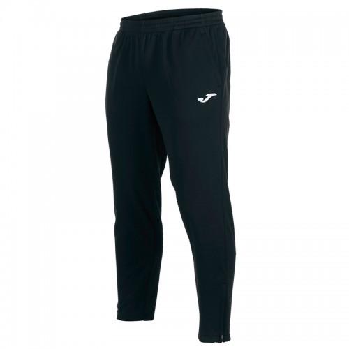 Pantaloni lungi negri pentru bărbați JOMA ELBA 100540.100