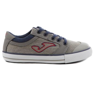 Pantofi sport gri pentru copii Joma C.REVEL JR 712 GREY, C.REVEJS-712