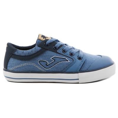 Pantofi sport albaștri pentru copii JOMA C.REVEL JR 714 BLUE, C.REVEJS-714