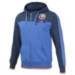 Hanorac albastru cu glugă pentru bărbați JOMA ROM /AZUL 100278703