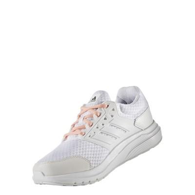 Pantofi sport albi pentru femei Adidas GALAXY 3 W BB4371