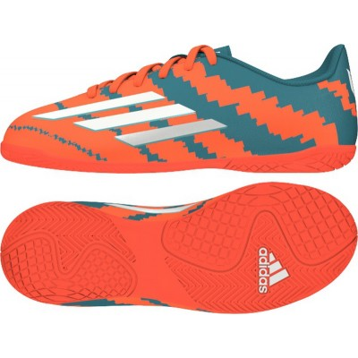 Pantofi sport pentru copii Adidas MESSI 10.4 IN INF/INCALT SALA