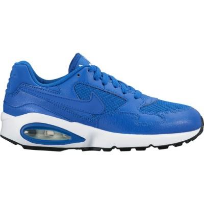 Pantofi sport albaștri Nike AIR MAX ST (GS) / 654288-401