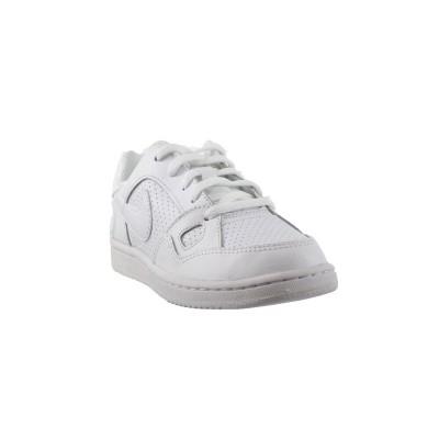 Pantofi sport albi pentru copii Nike SON OF FORCE (PS) 615152-109