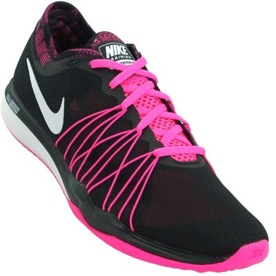 Pantofi sport negri pentru femei Nike W DUAL FUSION TR HIT PRINT / 844667-001