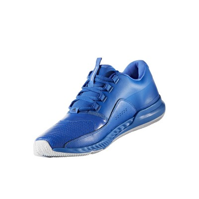 Pantofi sport albaștri pentru bărbați Adidas CRAZY MOVE AQ4262