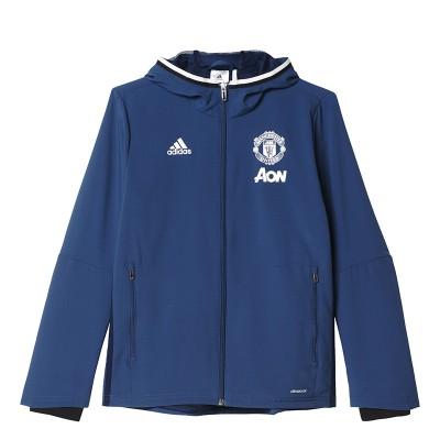 Jachetă de prezentare Adidas MAN UTD PRESENTATION JACKET AP0991