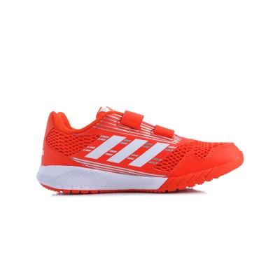 Pantofi sport roșii pentru copii Adidas ALTARUN CF K / BA7426