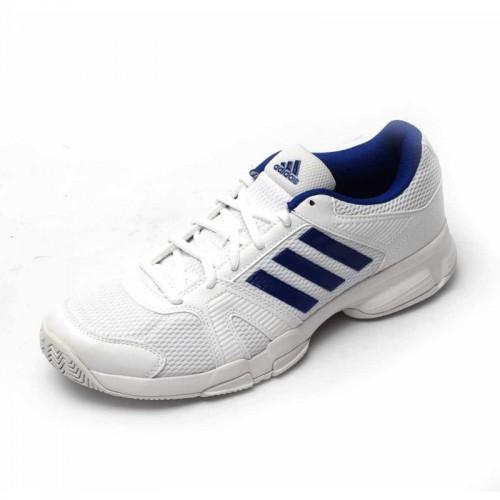 Pantofi sport albi pentru bărbați Adidas BARRACKS M18040