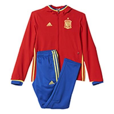 Trening pentru copii Adidas FEF PRE SUIT  AI4845