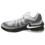 Pantofi sport gri Nike  AIR MAX INFURIATE (GS)869991 100