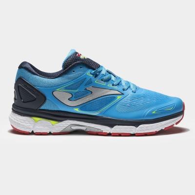 Pantofi sport albaștri pentru bărbați JOMA R.HISPALIS MEN 2004 R.HISPS-2004 BLUE SANTA POLA