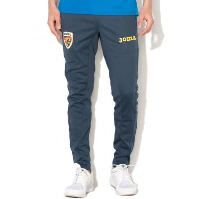 Pantaloni lungi bleumarin pentru bărbați JOMA F.F. ROMANIA RM.210011B17
