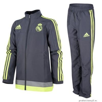 Trening gri Adidas REAL MADRID S87863