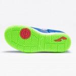 Adidași Joma TOPFLEX de fotbal pentru copii albastru-verde
