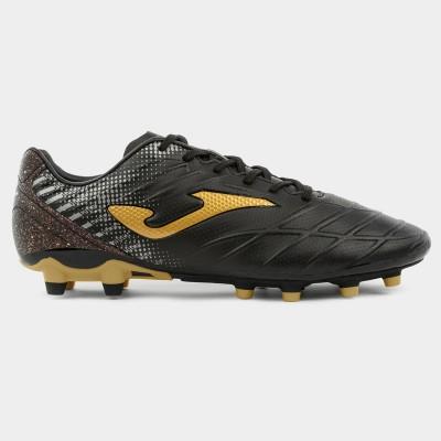 Ghete fotbal negru-auriu pentru bărbați JOMA XPANDER 901 XPANW.901.FG