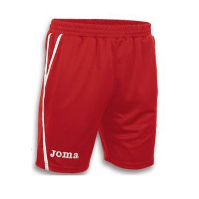 Pantaloni scurți roșii-albi pentru copii JOMA BERMUDA COMBI