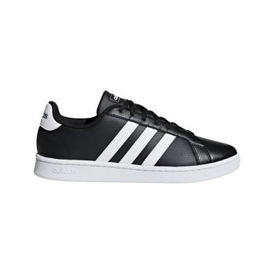 Pantofi sport negri pentru bărbați Adidas GRAND COURT F36393