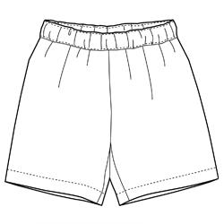 Pantaloni scurți > Șort